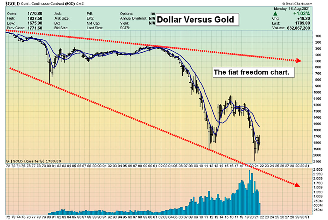 Золото и ветры войны